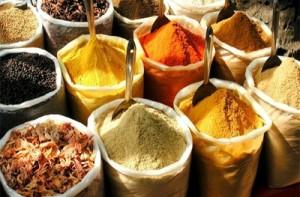 Indisk mat är otroligt gott