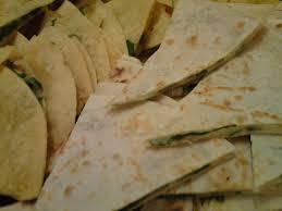 nittar av tortilla